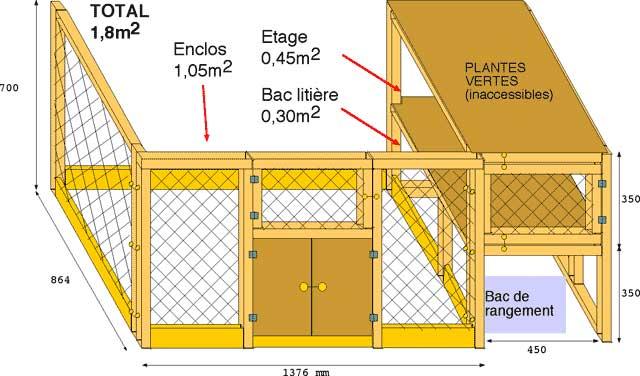 Plan mezzanine bois joy studio design gallery best design - Studio plan met mezzanine ...